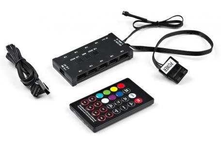 Модуль управления подсветкой Vinga RGB control-02 :: Vinga - Призвана временем!!